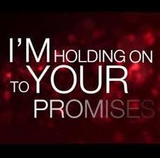i holding on